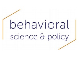 Behavioral Science and Policy, 2(2), 78-87.