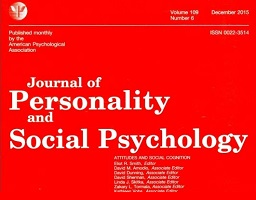 Journal of Personality and Social Psychology, 104(2), 289-304.