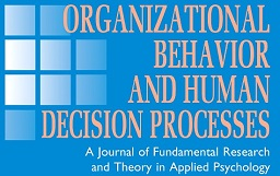 Organizational Behavior and Human Decision Processes, 154, 62-79.