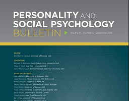 Personality and Social Psychology Bulletin, 45(7), 1099-1112.